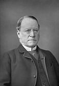 Lyon Playfair, Scottish chemist and politician, 1890-1894