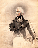 Horatio Nelson, 1st Viscount Nelson, 1837