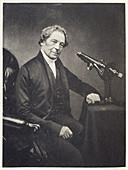 Joseph Jackson Lister, English amateur microscopist