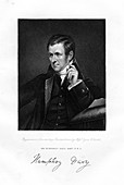 Sir Humphry Davy, 1st Baronet, Cornish chemist and physicist