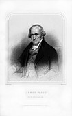 James Watt, Scottish inventor and engineer