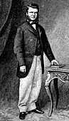 Frederick Augustus Abel English chemist and inventor, 1893
