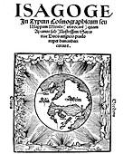 Isagoge in Typum Cosmographicum seu Mappam Mundi
