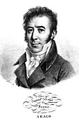 Francois Arago, French astronomer and physicist