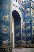 Ishtar Gate, Neo-Babylonian, c575 BC