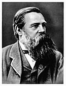 Friedrich Engels, German socialist
