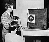 John Logie Baird, Scottish electrical engineer