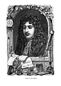 Christiaan Huygens, Dutch physicist and astronomer