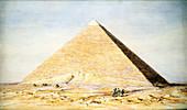 Great Pyramid of Cheops at Giza, Egypt, 4th dynasty