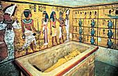 Tomb of Tutankhamun, Ancient Egyptian, 18th Dynasty