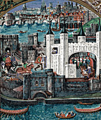 Henry VII at the Tower of London, 1485-1509