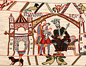 Edward The Confessor, Anglo-Saxon king of England, 1070s