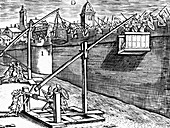 Roman siege warfare, 1605