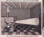 Camera obscura, 1646