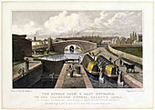 East Entrance to the Islington Tunnel, Regent's Canal'