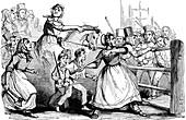 Rebecca Riots in Wales, 1843