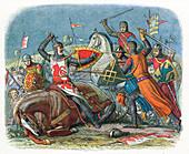 Battle of Alnwick, Northumberland, 1174