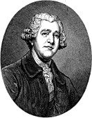 Josiah Wedgwood, English industrialist and potter