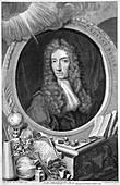 Robert Boyle, 17th century Irish chemist and physicist