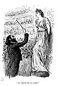 Au Clair de la Lune': the power of hypnosis, 1894