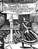 Magia Naturalis by Johannes Baptista della Porta