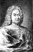 Jean Bernoulli, Swiss mathematician, 1762