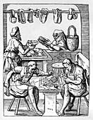Shoemaker, c1559-1591