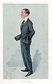 Guglielmo Marconi, Italian pioneer of wireless telegraphy