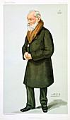 Lord Kelvin, Scottish physicist and mathematician, 1897