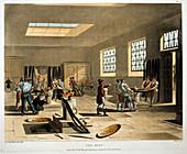 The Mint, London, 1808-1811