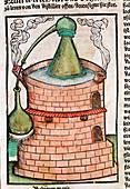 Distillation, 1500