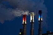 Dearborn Industrial Generation facility, Michigan, USA