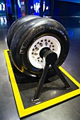 Space Shuttle tyres.