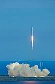 SpaceX Falcon 9 launch.