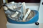 Apollo Moon boot.