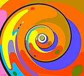 Whirlpool, illustration