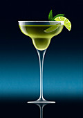 Margarita cocktail, illustration