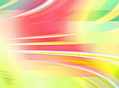 Multicoloured blurred abstract pattern, illustration