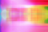 Blurred abstract illustration