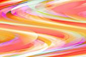Wavy abstract illustration