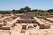 Phoenician Temple, Motya, Sicily.