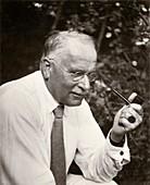 Carl Jung, Swiss psychiatrist and psychoanalyst