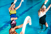 Aqua aerobics