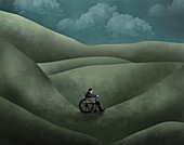 Inaccessibility,conceptual illustration