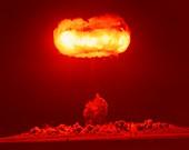 Plumbbob 'Stokes' atom bomb test,1953