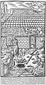 Agricola Smelting of Metals