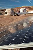 Mars Desert Research Station,Utah,USA