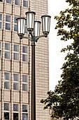 Street light in Berlin