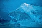 Dahlbreen glacier,Spitsbergen,Svalbard,Norway