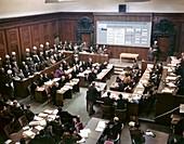 Nuremberg War Crimes Trials, 1946